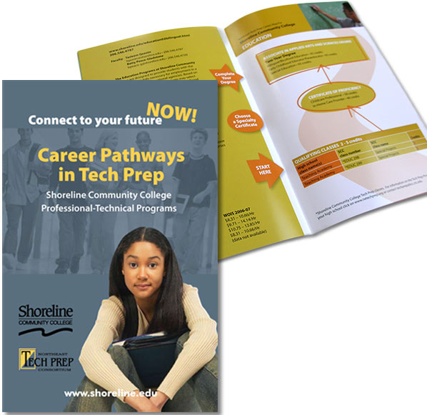 Shoreline Community College Prof-Tech Brochure